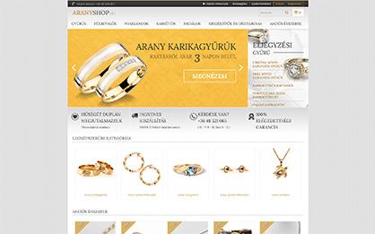 AranyShop